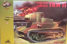 RPM 1/35 TKW II Polish Tankette Tank With Interior 35034