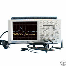 "OWON portable 7.8"" color LCD oscilloscope 25MHz 5022S"