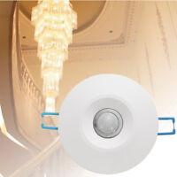 360°  PIR Ceiling Occupancy Recessed Motion Sensor Detector Auto- Light Switch