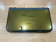 NEW 3DS XL GOLD ZELDA  Majoras Mask Back Cover Only Housing Shell Casing