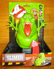 """Ghostbusters 6"""" Slimer Figure With Sounds Stretch Toungue Plays Theme Song"""