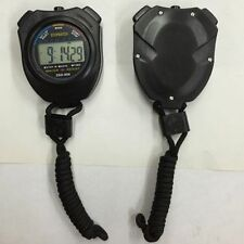 LCD Sports Equipment Time Countdown Timer Stopwatch New Digital Chronograph