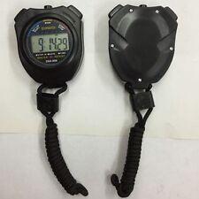 LCD de sport équipement temps Countdown Timer chronomètre nouveau chronographe Digital