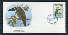 Zwei Erstagsbriefe Belize mit Vogelmotiven - b1654