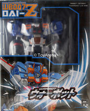 Fansproject Warbot Dai-Z WB-007 Transformer Figure USA SELLER IN STOCK NOW!