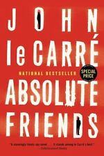 Absolute Friends by John Le Carré (2015, Paperback, Special)