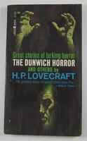 DUNWICH HORROR AND OTHERS H P LOVECRAFT 1963 LANCER 1ST ED PAPERBACK PB