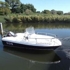 Konsolenboot 4,3 m, Sportboot, Motorboot selbstlenzend, Trailer, AB Yamaha 30 PS
