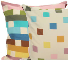 "MISSONI HOME MODERNISM COLLECTION  MOMA T42 16 x 16"" CUSHION COVER COTTON BLEND"