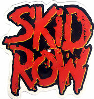 SKID ROW 18 & LIFE Limited Edition VINYL Shaped Picture Pic Disc EIGHTEEN AND