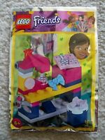 LEGO - Friends - Rare - 561802 Young Andrea's Studio foil pack - New