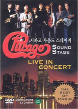 CHICAGO / Soundstage Live in Canada (2005) DVD *NEW