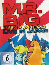 Mr Big - Live in Japan DVD