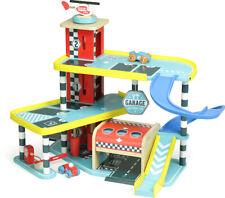 Vilacity Grand Garage   Kids Childrens Toddler Pretend Play Playsets NEW