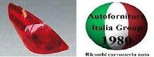 FANALE GRUPPO OTTICO POSTERIORE SX S/PORTALAMPADA PEUGEOT 308 07> 2007> MARELLI