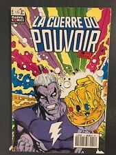 LA GUERRE DU POUVOIR - T3 : novembre 1993