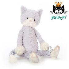 NEW Jellycat Dainty Kitten 47cm Soft Plush Toy Kitty Cat Booties Teddy Kids