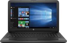 "New Sealed HP 15-ba009dx 15.6"" Laptop/AMD A6/4GB/500GB/HDMI/DVDRW/Win10/Black"