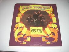 HELP YOURSELF STRANGE AFFAIR LP 1972 VG+ NM Country Rock Psyche