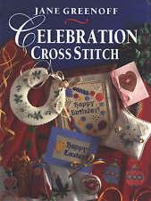 Jane Greenoff's Celebration Cross Stitch, Reader's Digest, Greenoff, Jane, Very