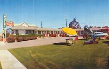 TOUR INN MOTEL El Cajon Boulevard SAN DIEGO, CA.Mr & Mrs J P Williamson Owners