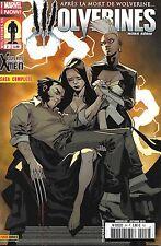 Wolverines Hors-Série N°2 - Panini-Marvel Comics Octobre 2015 - Neuf