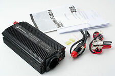 Spannnungswandler Wechselrichter 600 1200 Watt 24V 230V Inverter Transformer