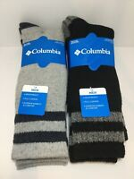 Details about  /2 Pack Sophia Milano Women's Angora Blend Crew Socks Made In Italy Wh// Gray NEW