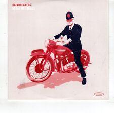 (HR175) Rainbreakers, Blood Not Brass EP - 2015 DJ CD
