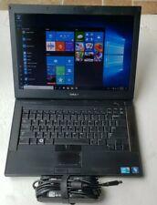 Dell Latitude E6410 Core I7 M 640 2.80Ghz 8GB RAM 500GB HDD 1440 by 900