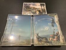 FALLOUT 4 SPECIAL EDITION STEELBOOK CASE & POSTCARDS (NO GAME)