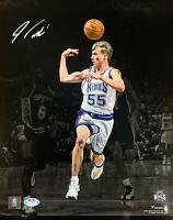 Jason Williams autographed signed 11x14 photo NBA Sacramento Kings PSA COA
