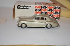 1964 ROLLS ROYCE SILVER CLOUD III WESTERN MODELS WMS 48 IN ORIG BOX NEEDS WORK
