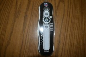 PITTSBURGH STEELERS Game Time NFL Fan WATCH White Youth ROOKIE Series NEW