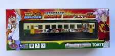 Tomytec N Scale 265818 Hitachinaka Seaside Railway Duel Masters Train Card Game