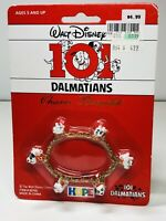 Vintage Disney 101 Dalmations Charm Bracelet - New