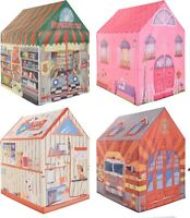Kids Play Tent Boys & Girls Play House Simple Set Up