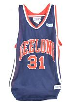 Vintage British Basketball Jersey Geelong Fiddes Sport