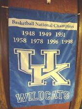 Official Universality of Kentucky Basket Ball National Champions1948 Collectible