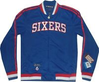 New tags Julius Erving Philadelphia 76ers Originals Adidas Track Jacket Mens