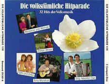 Schlager und Volksmusic Sampler CD