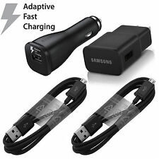 OEM Samsung Galaxy S6 S7 Edge Note 4 Note 5 Adaptive Fast Rapid Wall Charger Lot