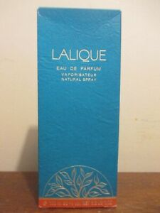 Vintage * Lalique Eau de Parfum Spray 3.3 fl oz 100 ml Sealed Box