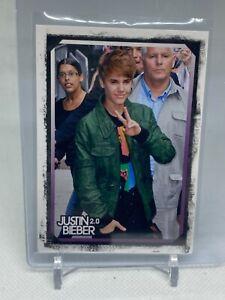 2011 Justin Bieber 2.0 #30 - In a Hilarious Comedy Bit