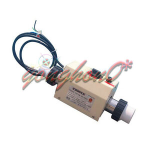 2KW 220V Electric Swimming Pool & SPA Heater Heating Thermostat Equipment