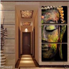 RANYA Modern Wall Art Deco Oil painting Hand-painted on canvas Buddha No Frame