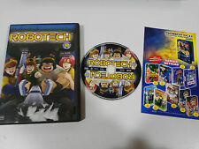 ROBOTECH THE NEW GENERATION LA SERIE VOL 19 CAP 73-76 DVD CASTELLANO ENGLISH