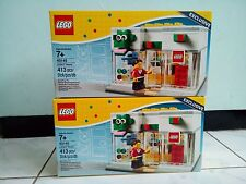 Lego 40145 Lego Retail Store (Exclusive Grand Opening Set 2015) Hard to Find