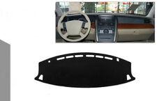 Sun Visor Cover Gauges Mat Dashboard Pad For Nissan Teana 2004-2007