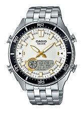 Casio AMW720D-7AV Men's Marine Gear Analog Digital Tide Graph Moon Phase Watch